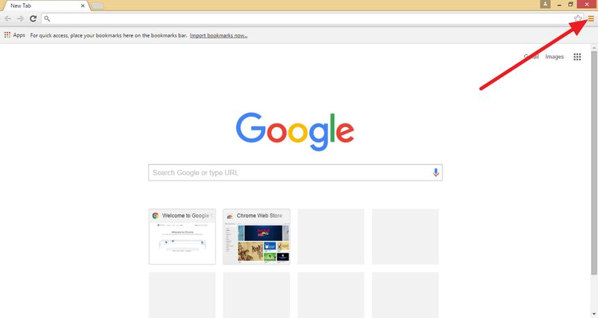 Как сделать google chrome не на весь экран 368